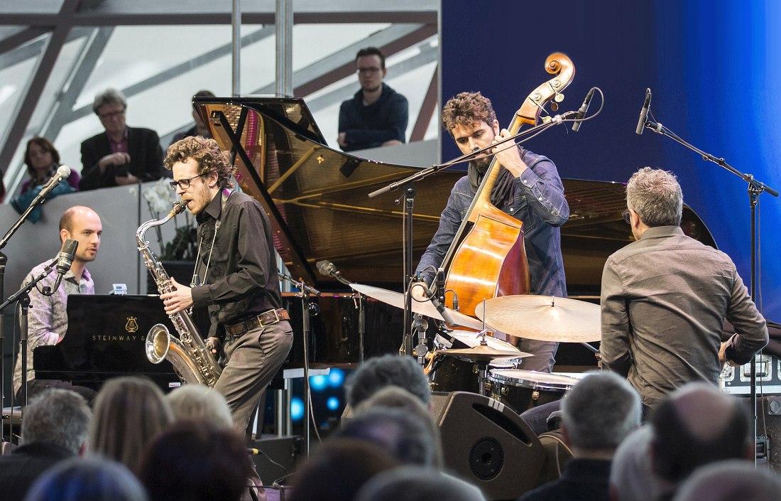 Oded Tzur Quartet