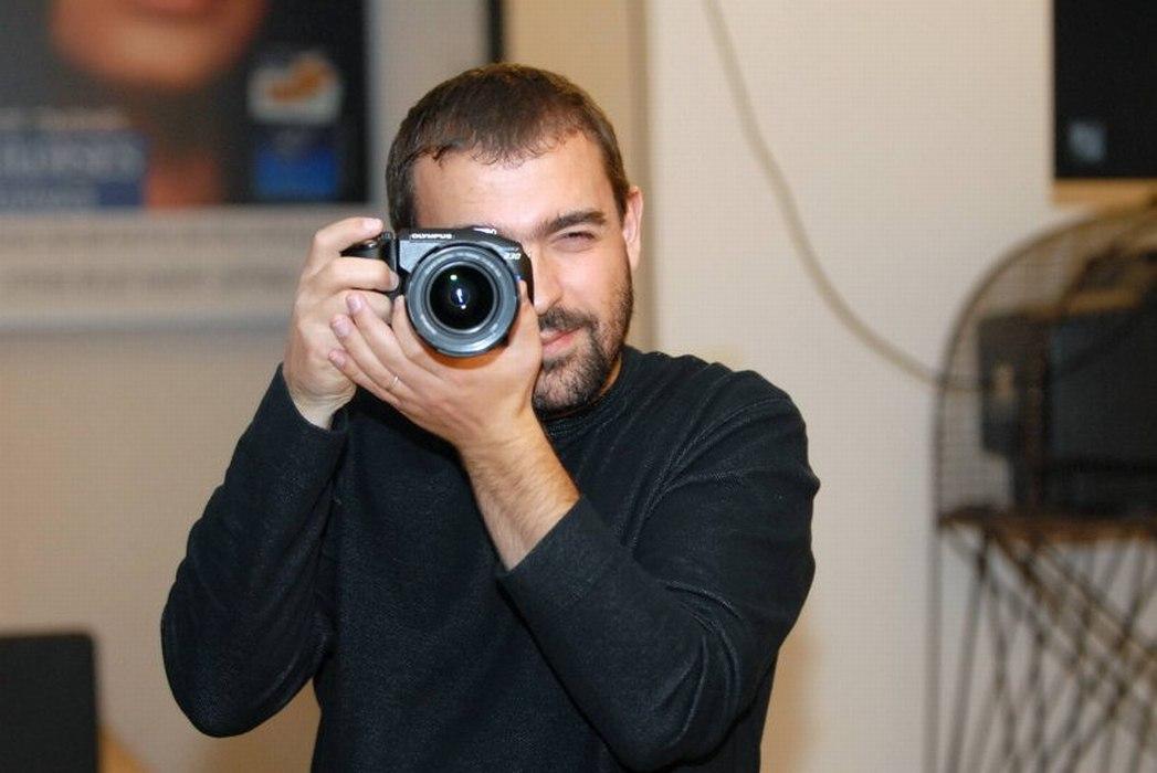 Пётр Ганнушкин, 2007 (фото: Павел Корбут)