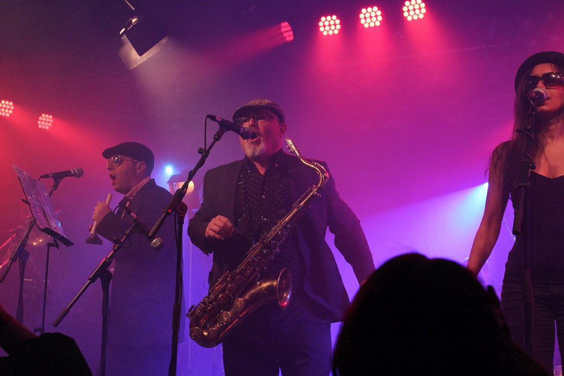 The Lee Thompson Ska Orchestra