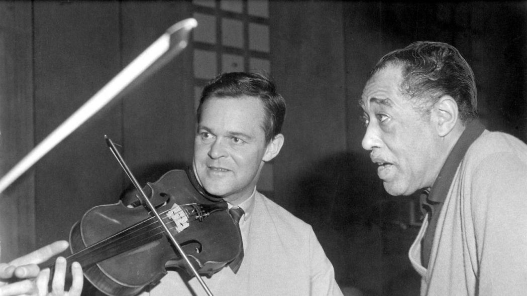 Svend Asmussen, Duke Ellington