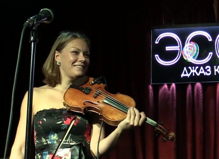 Анна Чекасина