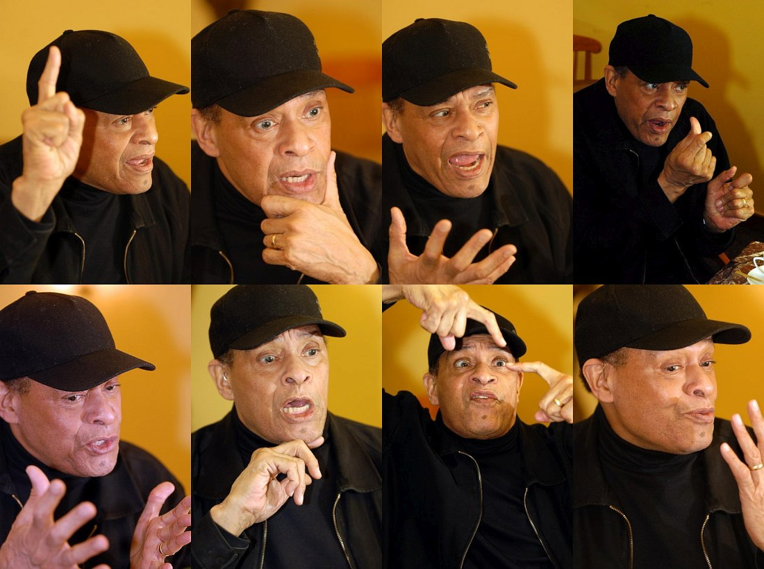 Al Jarreau (2008) Photo © Pavel Korbut