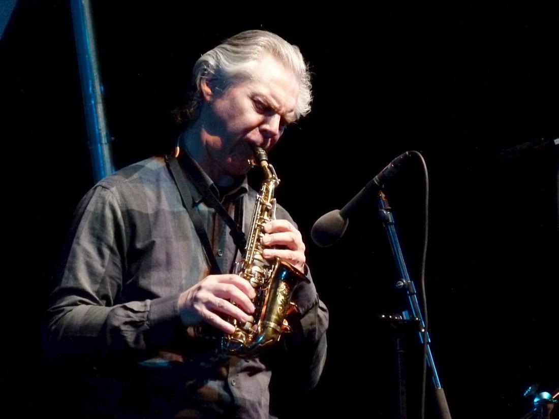 Ян Гарбарек на фестивале Jazzkaar, Таллин, 2012 (фото © Кирилл Мошков, «Джаз.Ру»)