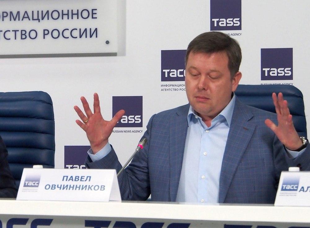 Павел Овчинников: талантливых детей очень много.