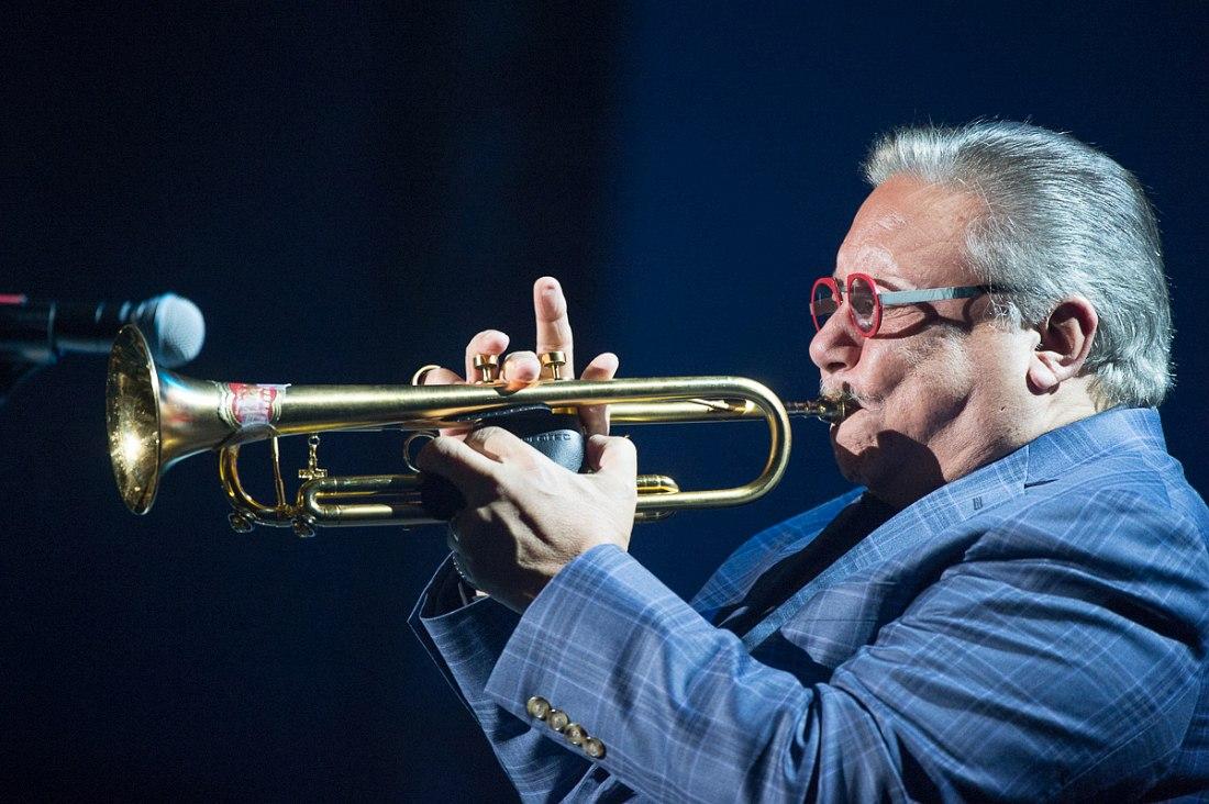 Arturo Sandoval (photo © Alexei Molchanovsky)
