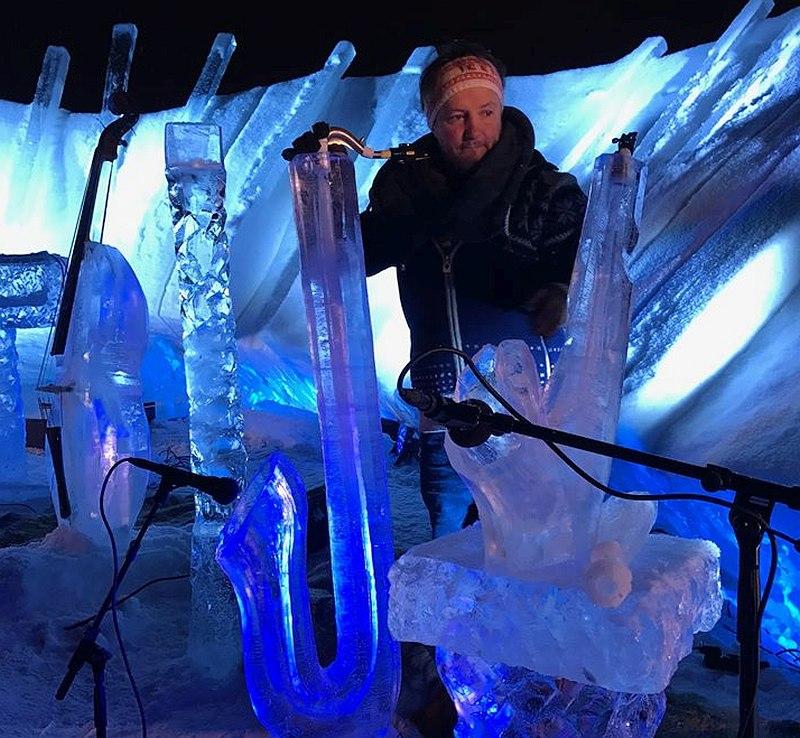 Grzech Piotrowski @ Ice Music Festival