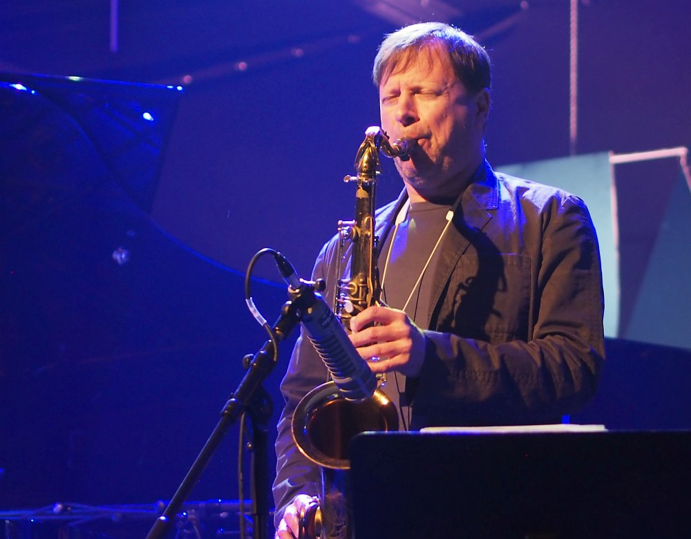 Chris Potter (фото © Кирилл Мошков, «Джаз.Ру», 2016)