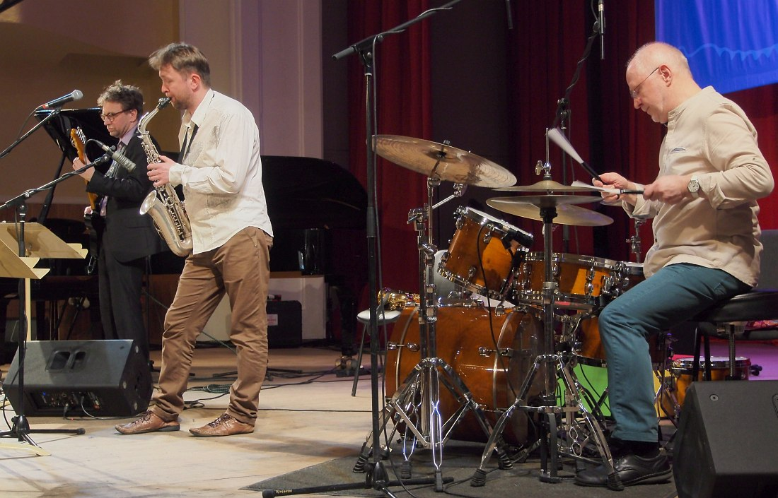 Jaak Sooäär Trio