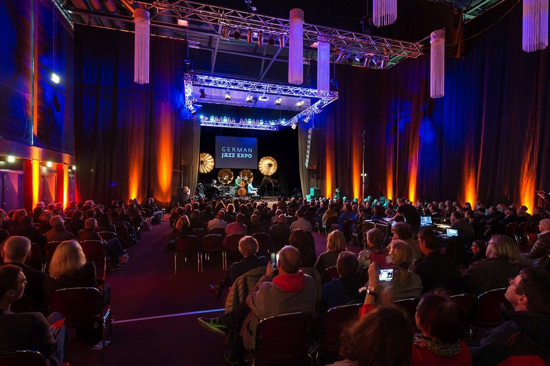 Как страна-организатор, Германия имеет право на отдельный вечер в программе шоукейсов — «Германскую джазовую ночь», представляющую 8 немецких коллективов.