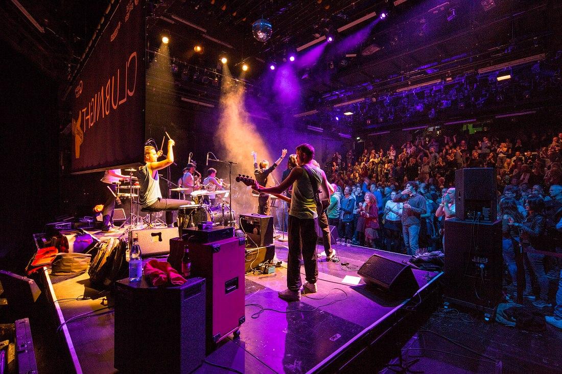 Ночные концерты на Jazzahead! идут не только в залах шоукейсов, но и на 38 клубных площадках (photo © Nikolai Wolff / Messe Bremen)