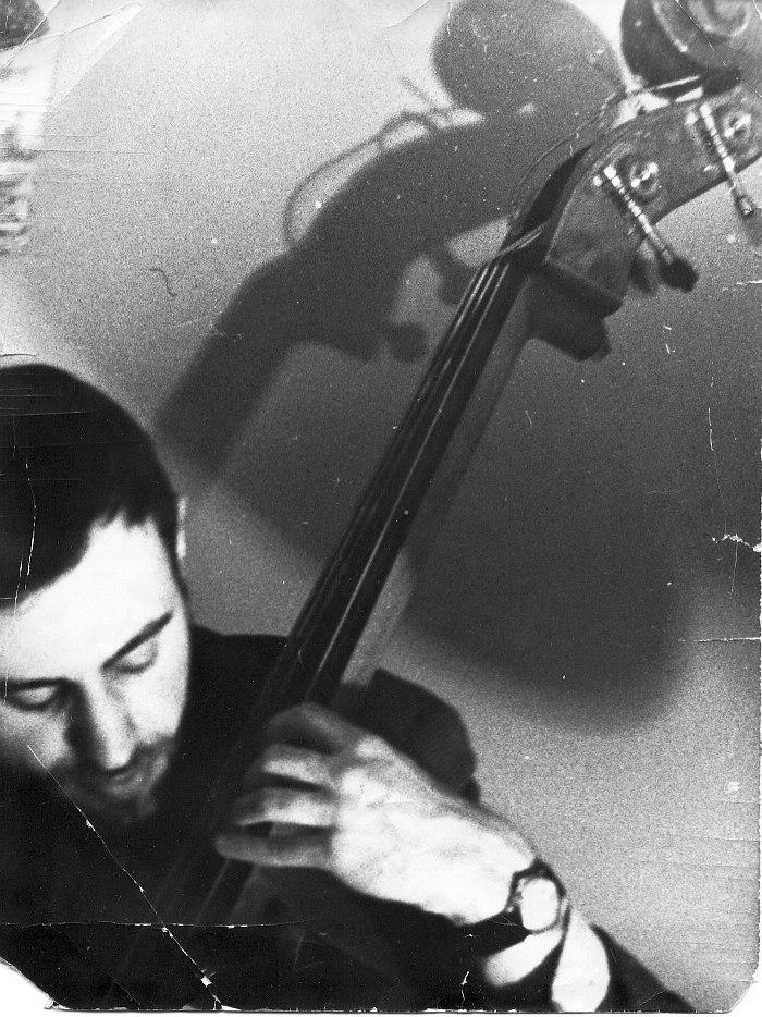 Владимир Чернов. «Кафе Молодёжное», 1967
