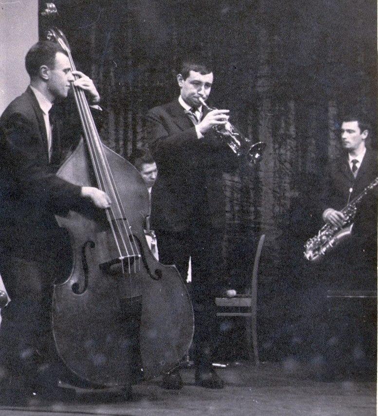 Владимир Чернов, Андрей Товмасян, Юрий Чугунов (фото из личного архива В. Чернова)