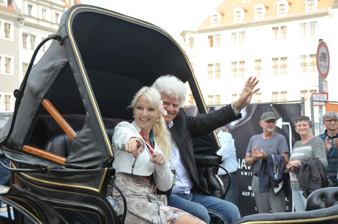 Йоахим Шлезе приветствует фестиваль 2017 г.