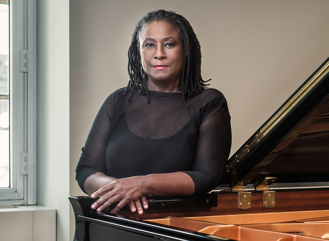 Geri Allen (photo © Rob Davidson)