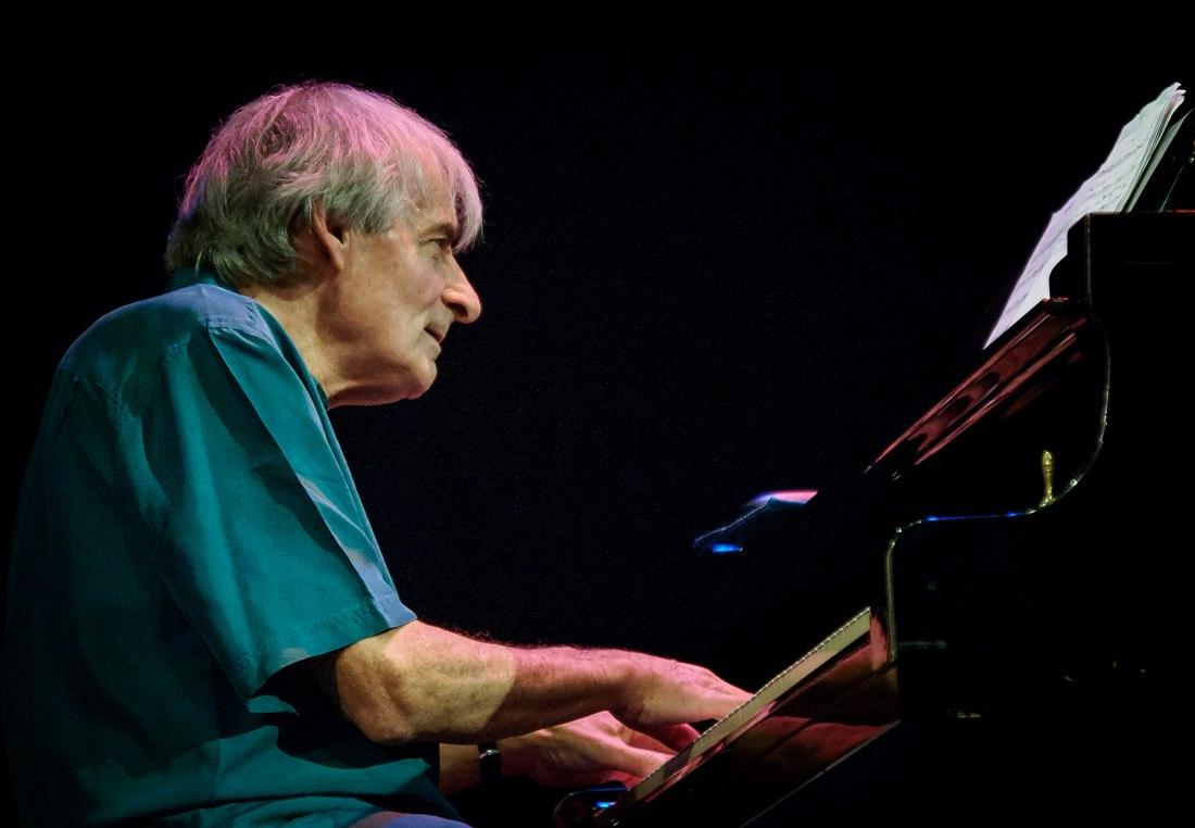 Burton Greene (photo © Peter Gannushkin)