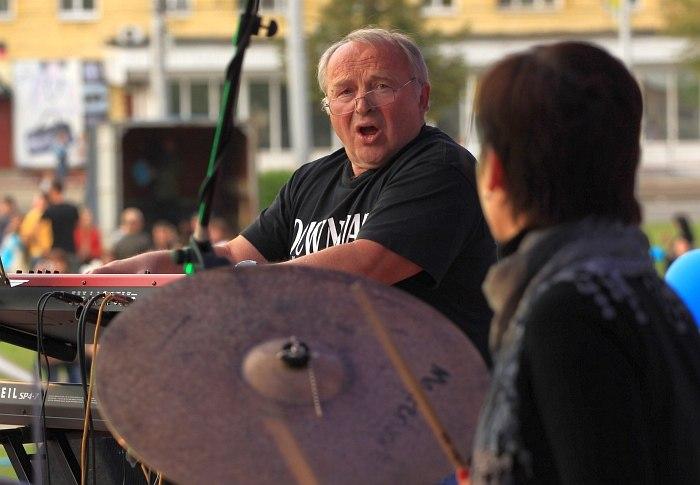 Вадим Майнугин, 2013 (фото © Анна Филипьева, «Джаз.Ру»)