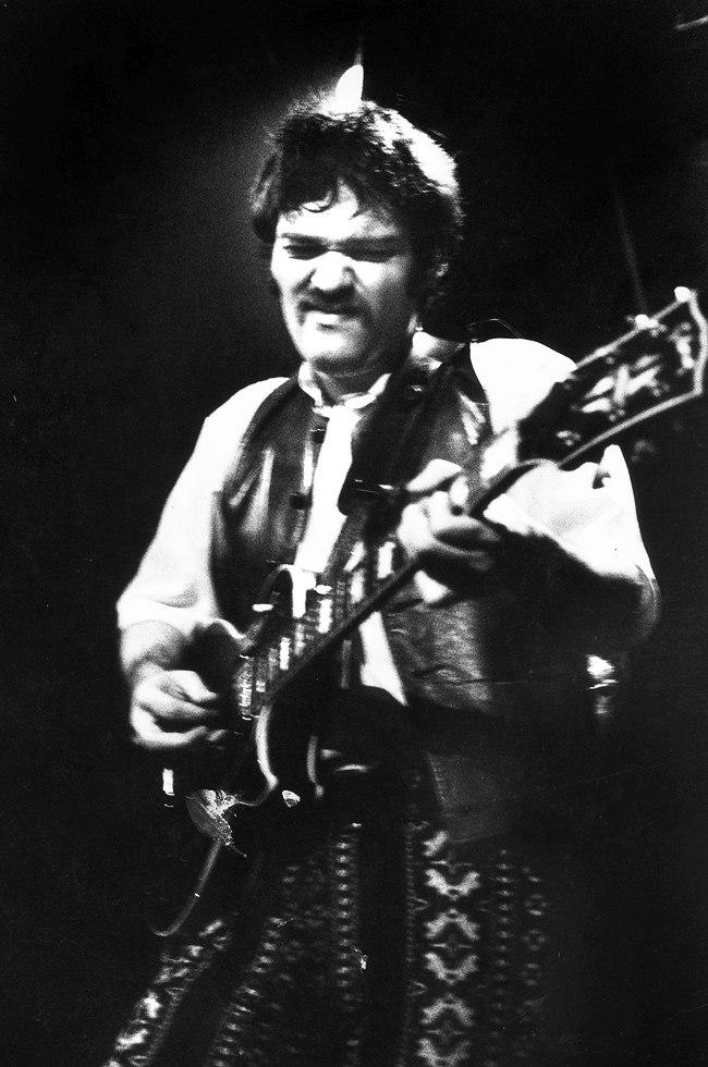 Джон Аберкромби в 1970-е гг.