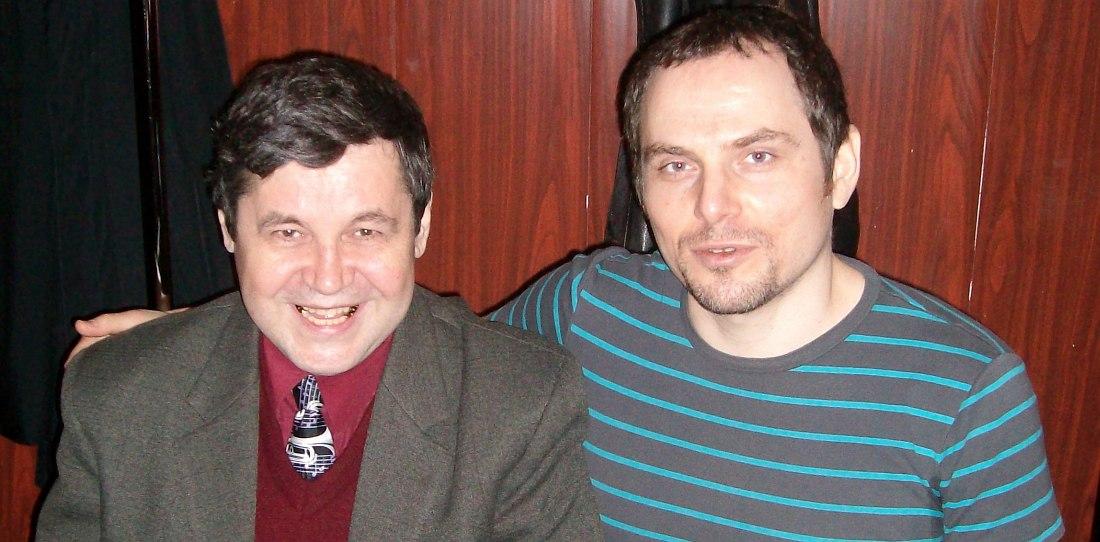 Олег Степурко и Дмитрий Севастьянов, 2009