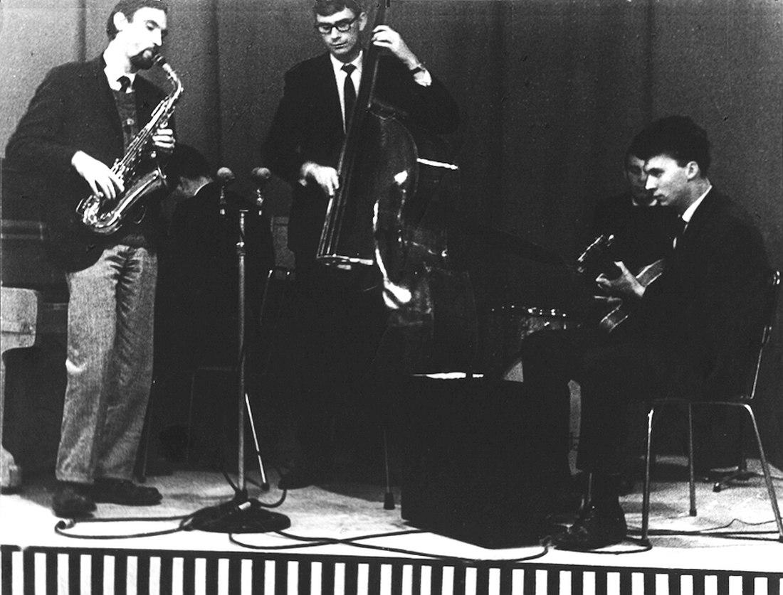 Алексей Козлов, Юрий Соболев, Алексей Кузнецов, 1966