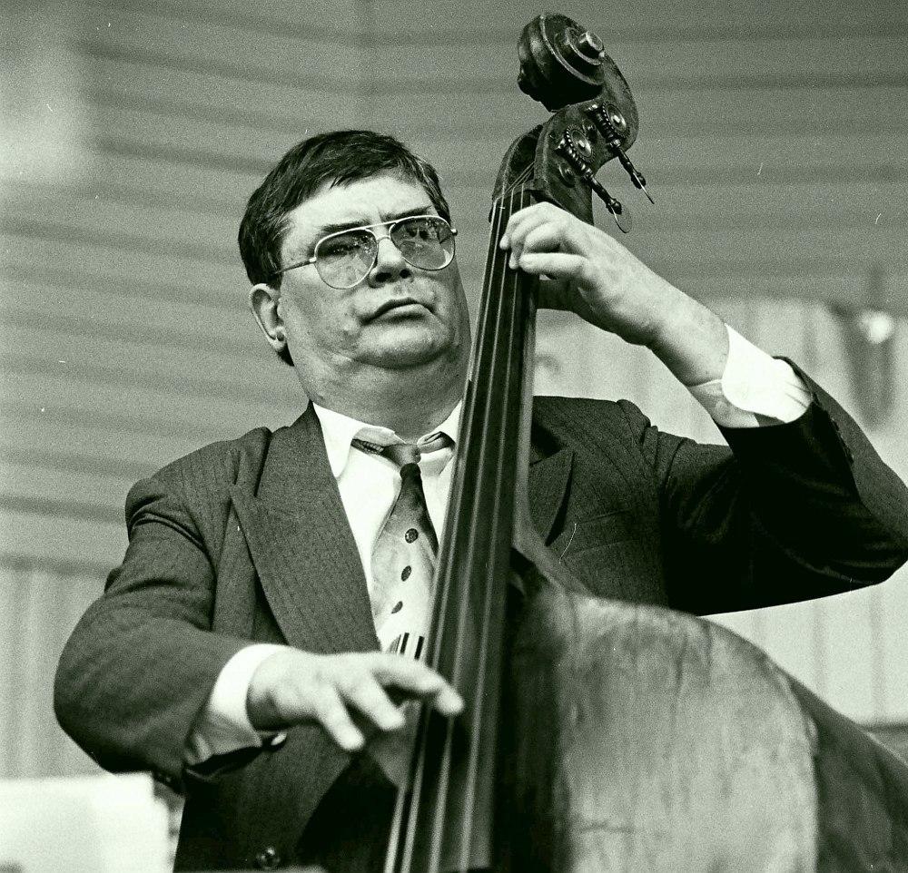 Анатолий Соболев на фестивале «Джаз в саду Эрмитаж», 1999