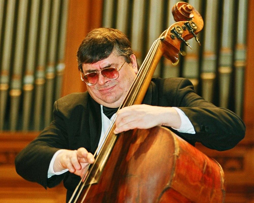 Анатолий Соболев в Большом зале Московской консерватории, 1999