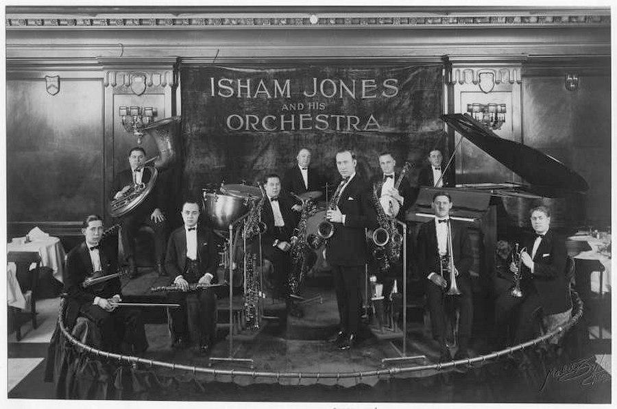 Оркестр Айшема Джонса, 1922