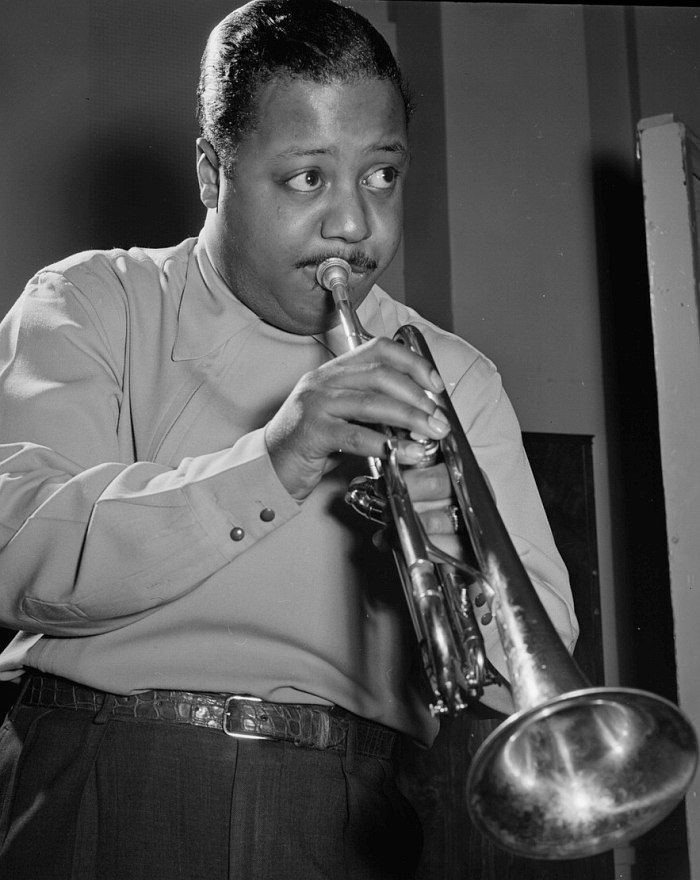 Charlie Shavers (photo © William Gottlieb, 1947)