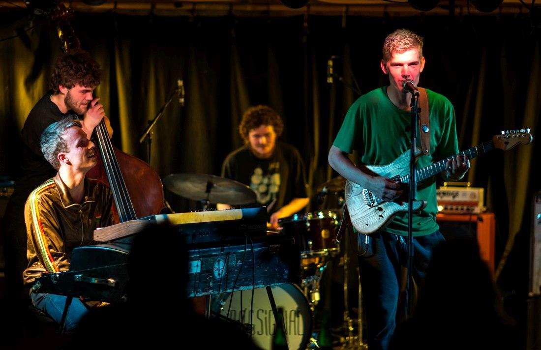 BBNJQ — Bangin' Bülows Nice Jazz Quartet