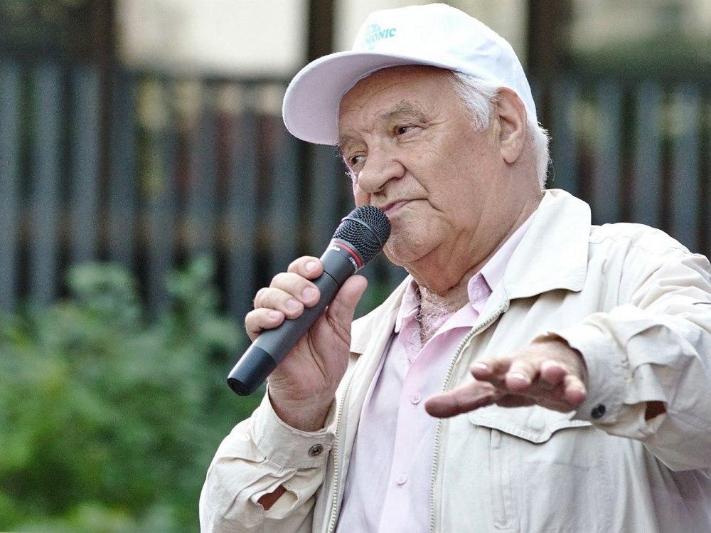 Владимир Борисович Фейертаг, август 2017 (фото © Борис Панкин)