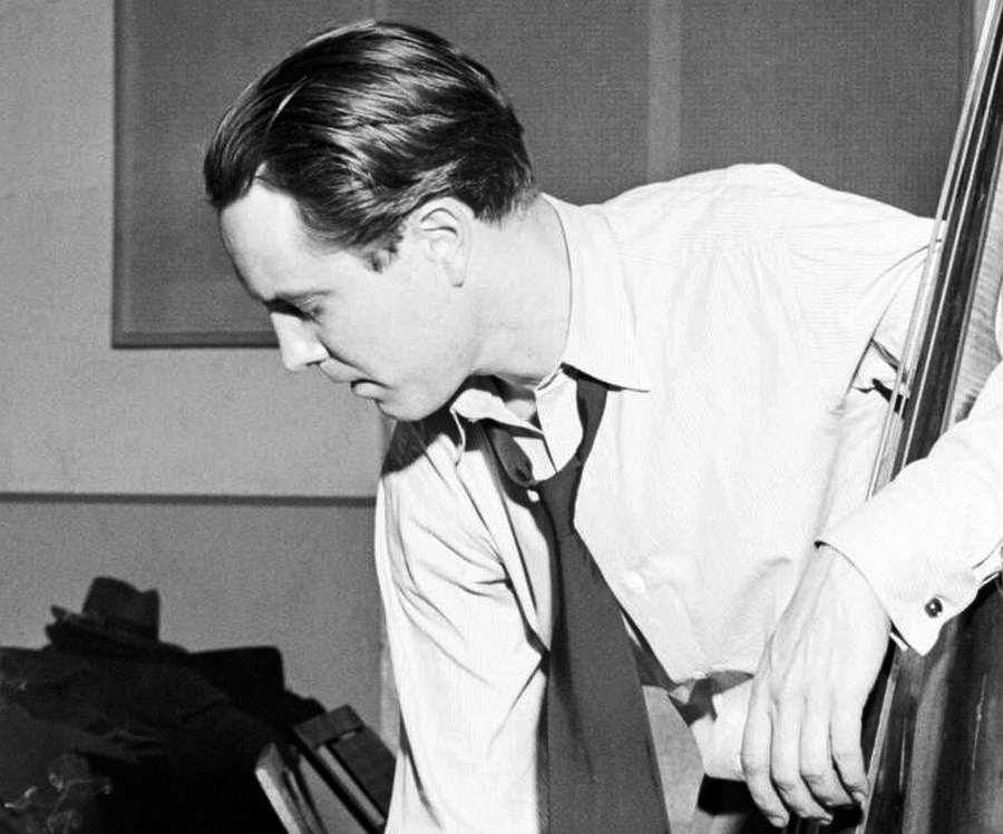 Bob Haggart (photo © William P. Gottlieb Collection, Library of Congress)