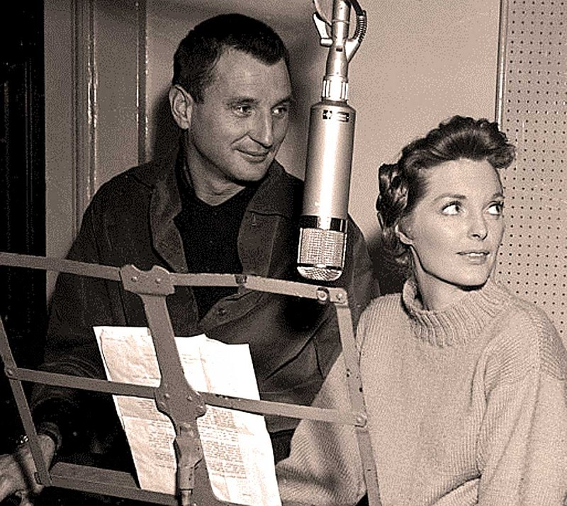 Bobby Troup, Julie London