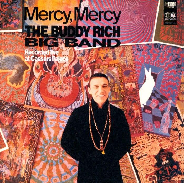 Обложка альбома  «Mercy, Mercy» (Pacific Jazz, 1968)