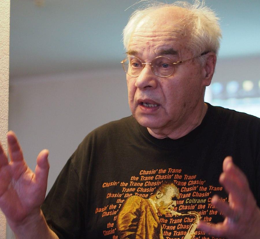 Михаил Сапожников (фото © Кирилл Мошков, «Джаз.Ру»)