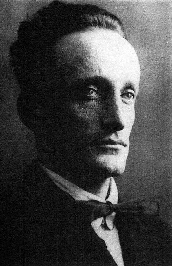 Валентин Парнах (фото начала 1920-х гг.)