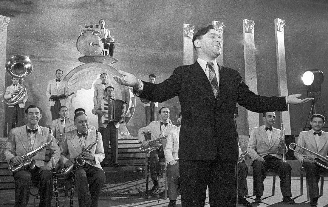 Леонид Утёсов и его оркестр