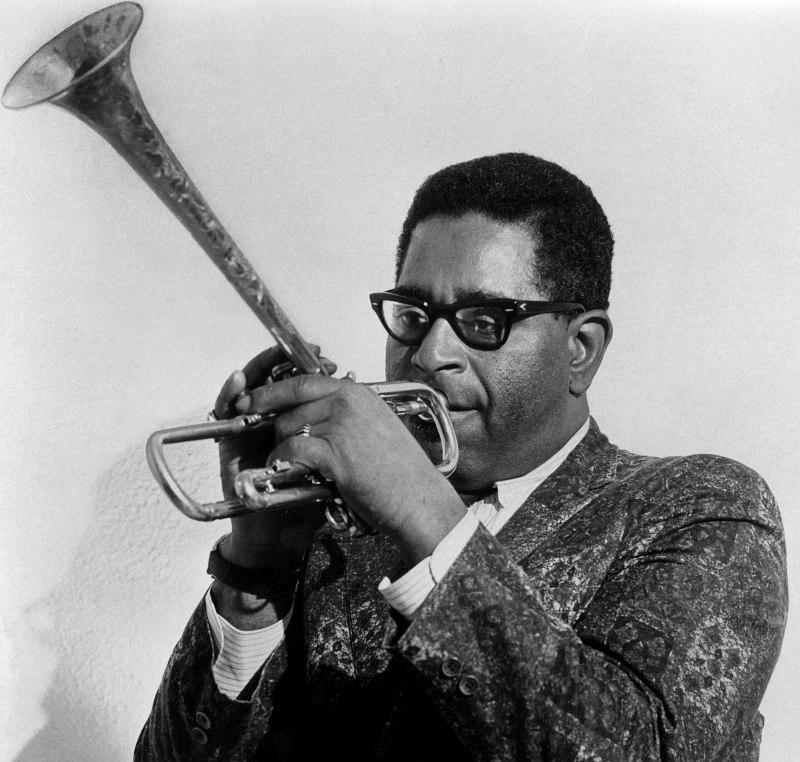 Новая труба Диззи Гиллеспи, 1953