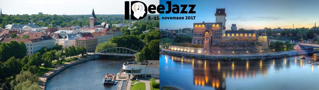 Тарту и Нарва примут фестиваль IDeeJazz в 7-й раз