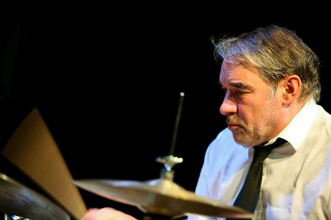 Paul Lovens (photo © Gulnara Khamatova, 2010)
