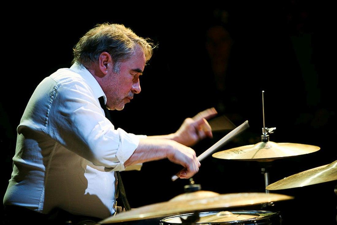 Paul Lovens (photo © Gulnara Khamatova, 2010