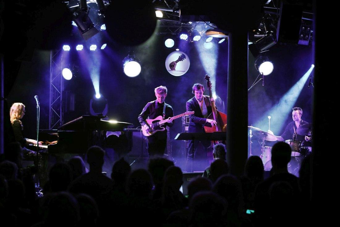 Kirke Karja Quartet