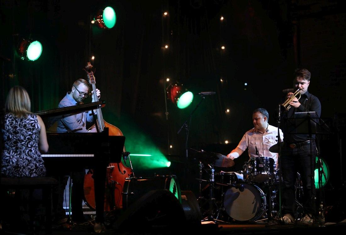 Sunna Gunlaugs Trio + Verneri Pohjola