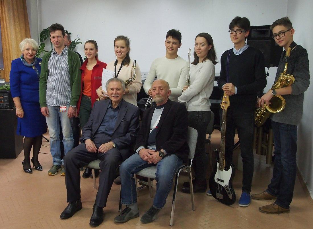 Участники мастер-класса