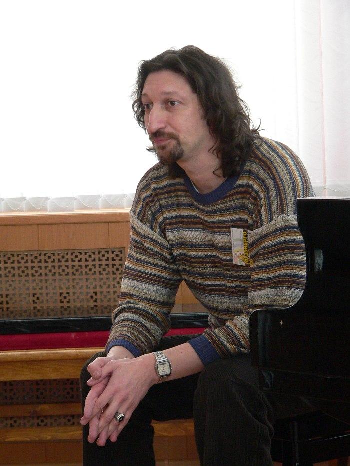 Роман Столяр (фото 2008)