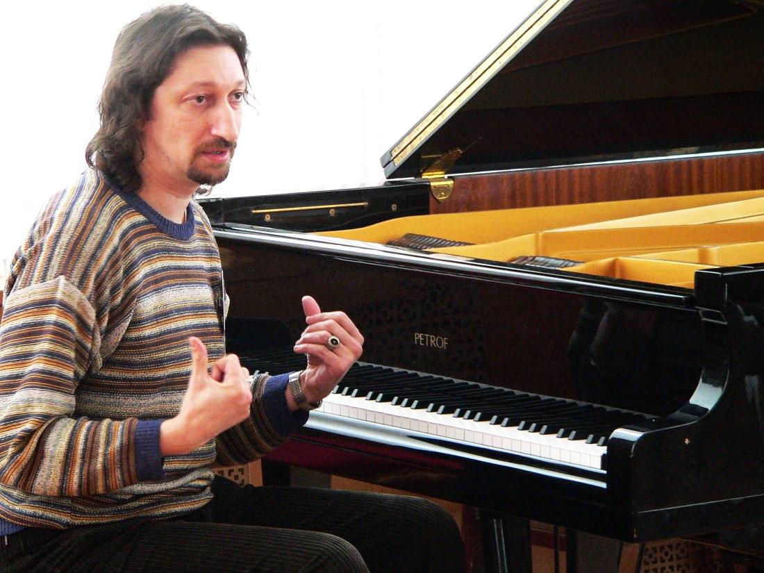 Роман Столяр (фото 2008 г.)