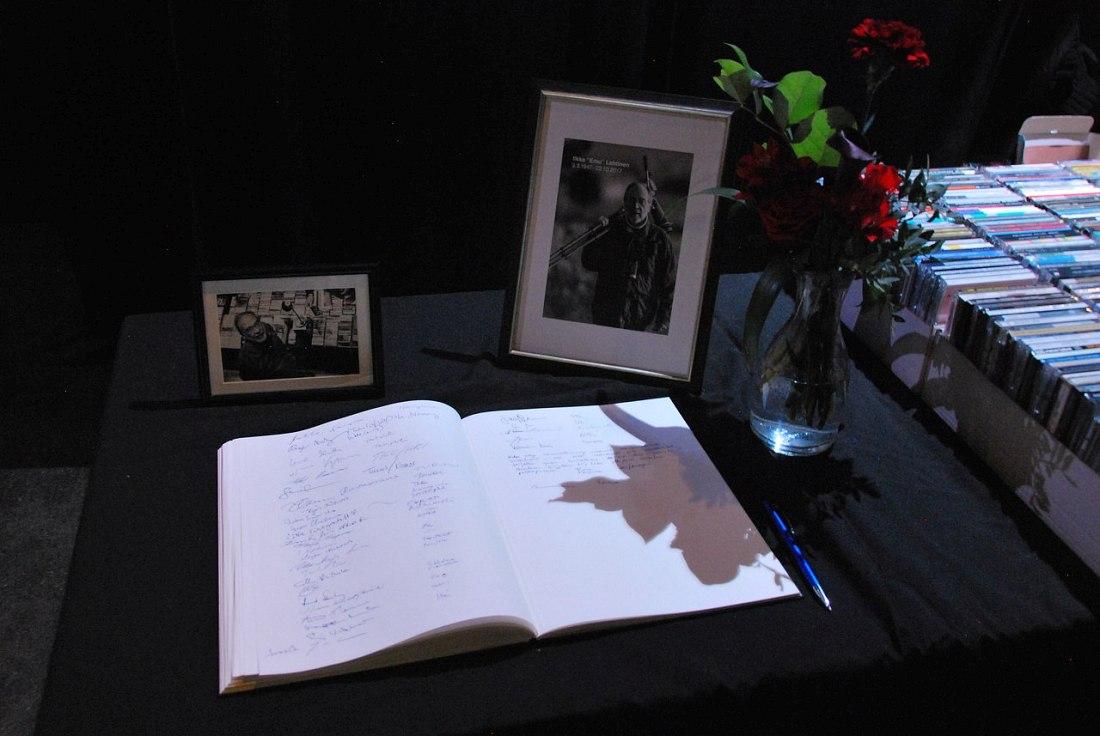 Мемориал Эму Лехтинена на фестивале