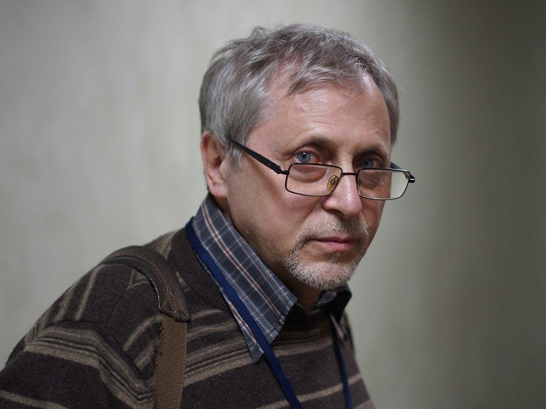Александр Забрин. Фото © Кирилл Мошков, «Джаз.Ру» (2015)