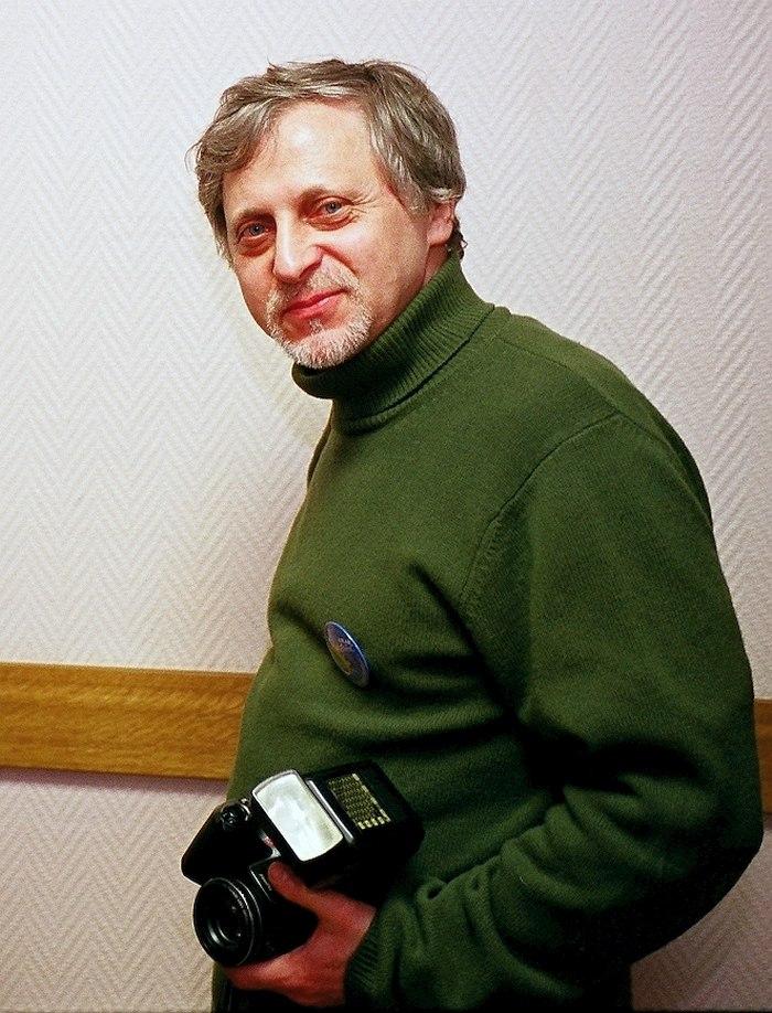 Александр Забрин (фото © Павел Корбут, 2008)