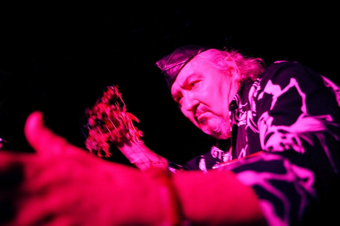 Юрий Генбачёв (фото © Павел Корбут, 2004)