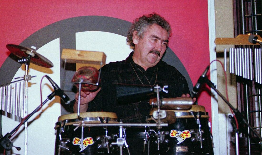 Юрий Генбачёв (фото © Павел Корбут, 1998)