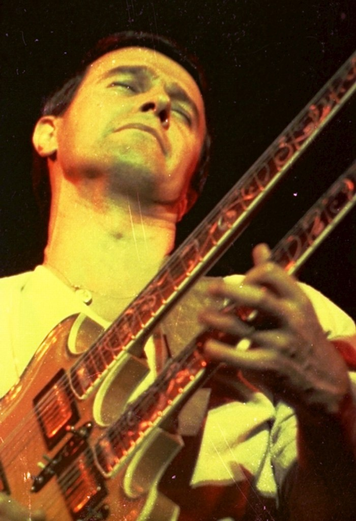 John McLaughlin. 1970-е гг.